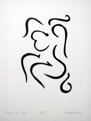 Femina III. A4 Linotype