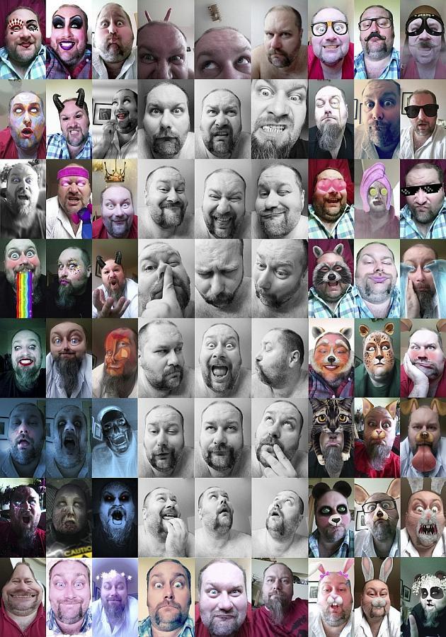 Selfie Project Part 1 (2015)